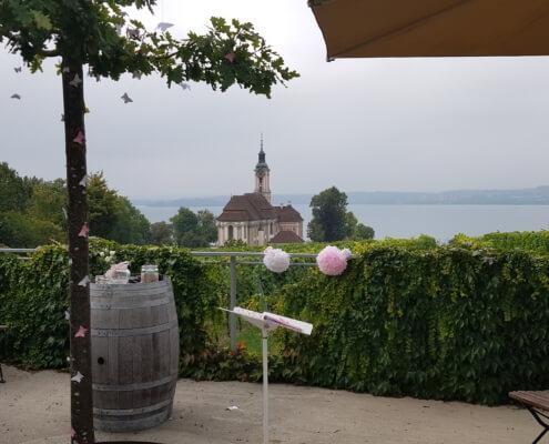 Freie Trauung am Bodensee