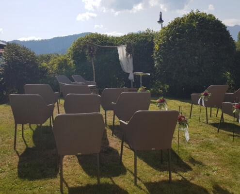 Freie Trauung vor den Allgäuer Alpen